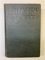 "Zane Greys ""Wildfire"" 1917 Novel"
