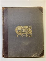 1887 Caricature History of Canadian Politics Book