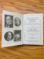 10 Volume Set-Great Epochs in American History