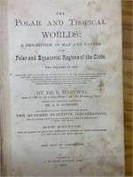 1874 The Polar and Tropical Worlds
