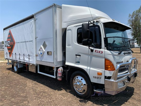 2008 Hino 500GD1227 - Trucks for Sale