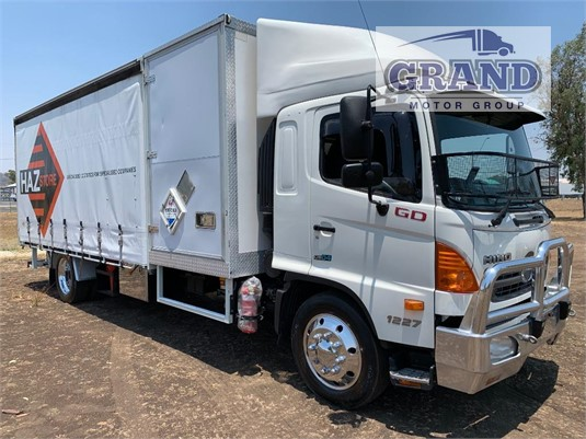 2008 Hino 500GD1227 Grand Motor Group - Trucks for Sale