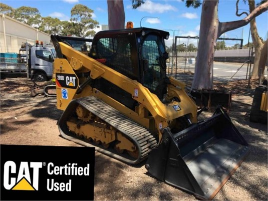 2017 Caterpillar 289D - Heavy Machinery for Sale