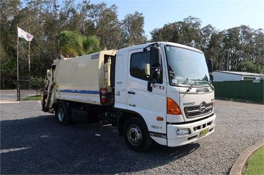 2011 Hino 500 Series 1024 FD - Wrecking for Sale