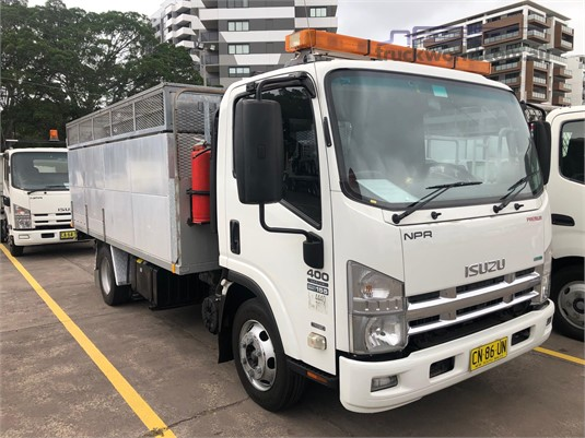 2012 Isuzu NPR - Trucks for Sale