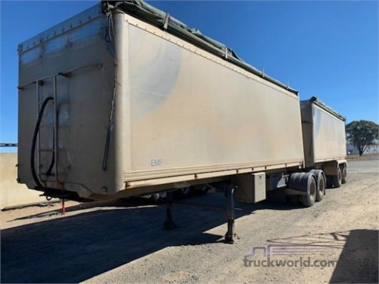 2006 Lusty Ems Tipper - Truck Bodies for Sale