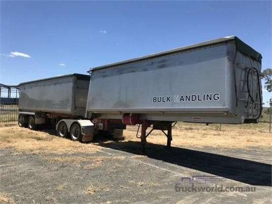 2002 Lusty Ems Tipper - Truck Bodies for Sale