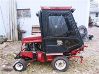 Trailer, Truck, Mowers, Outdoor Equip. and More Online Only