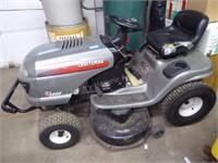 "Craftsman LT 2000 riding mower w/42"" deck"