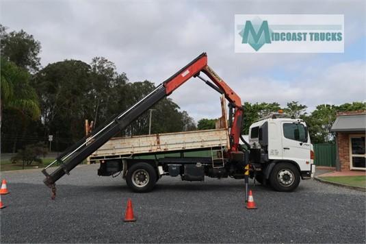2005 Hino FG Midcoast Trucks - Trucks for Sale