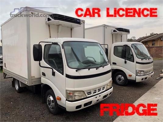 2005 Hino Dutro Southern Star Truck Centre Pty Ltd - Trucks for Sale