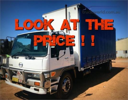 1998 Hino FG Southern Star Truck Centre Pty Ltd - Trucks for Sale