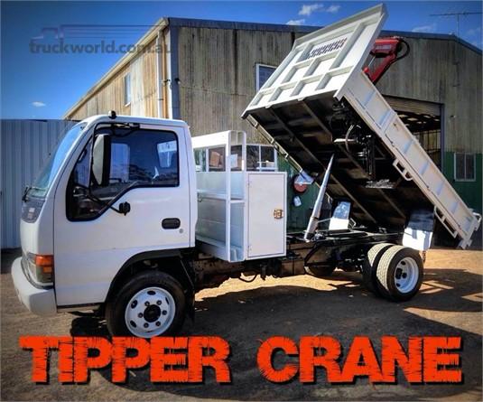 2005 Isuzu NPR Southern Star Truck Centre Pty Ltd - Trucks for Sale