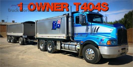 2005 Kenworth T404S Southern Star Truck Centre Pty Ltd - Trucks for Sale