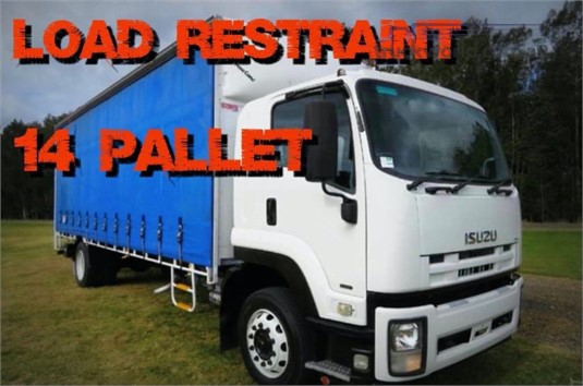 2008 Isuzu FVD 1000 - Trucks for Sale