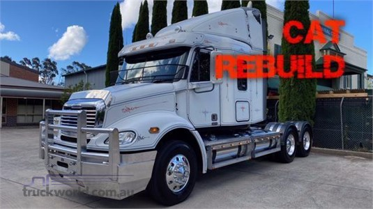 2008 Freightliner CL112 Southern Star Truck Centre Pty Ltd - Trucks for Sale