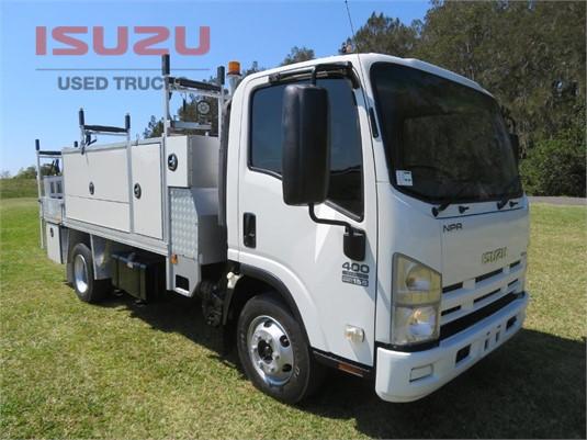 2011 Isuzu NPR 400 Medium Used Isuzu Trucks - Trucks for Sale