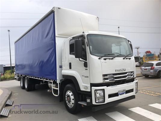 2018 Isuzu FVL 1400 Gilbert and Roach  - Trucks for Sale