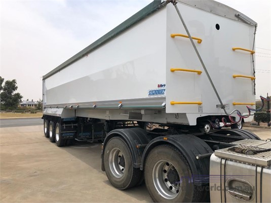 2017 Sloanebuilt TIPPER Adelaide Truck Sales - Trailers for Sale