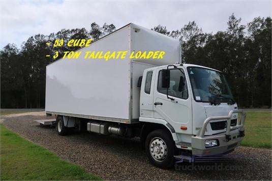 2012 Fuso Fighter 1627 - Trucks for Sale