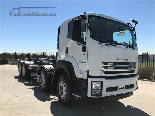 2019 Isuzu FYJ Westar - Trucks for Sale