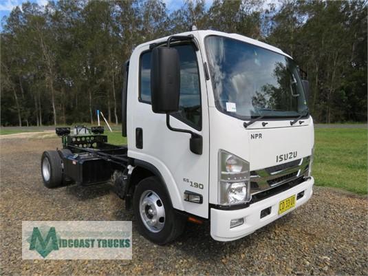 2019 Isuzu NPR 65 190 AMT Midcoast Trucks - Trucks for Sale