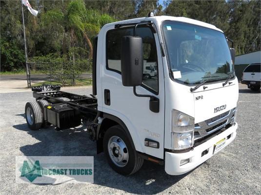 2019 Isuzu NPR 75 190 AMT MWB Midcoast Trucks - Trucks for Sale
