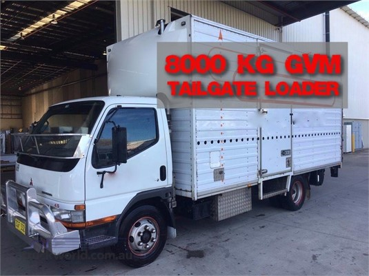 2004 Fuso Canter FE - Trucks for Sale