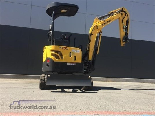 2017 New Holland E17C - Heavy Machinery for Sale