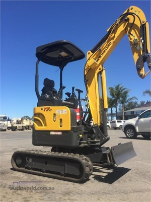 2018 New Holland E17C - Heavy Machinery for Sale