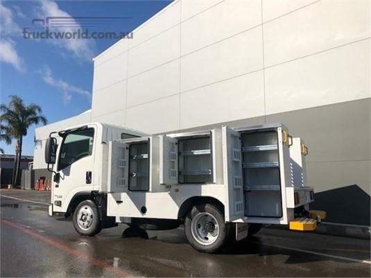 2019 Isuzu NLR 45 150 SWB Servicepack - Trucks for Sale