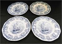 1/21 Vintage Pyrex, Oil Cans, Decorative Plates