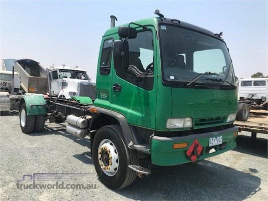 2000 Isuzu FVR950 - Trucks for Sale