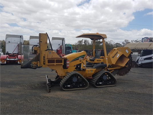 0 Vermeer RTX750 - Heavy Machinery for Sale