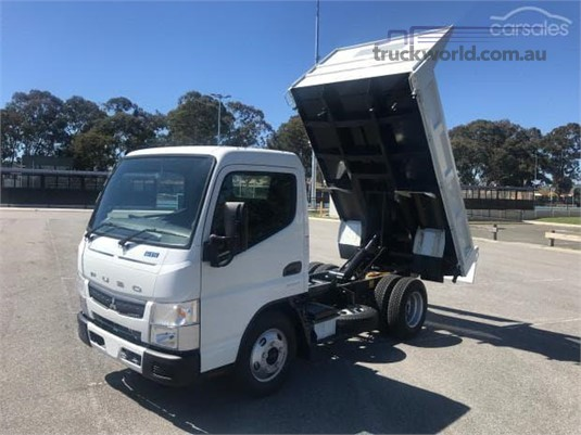 2019 Mitsubishi Fuso CANTER 615 - Trucks for Sale