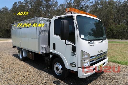 2013 Isuzu NPR 400 Premium Used Isuzu Trucks - Trucks for Sale