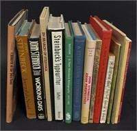Elaine Steinbeck's Personal Library