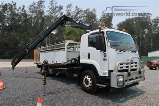 2010 Isuzu FVD 1000 Long - Trucks for Sale