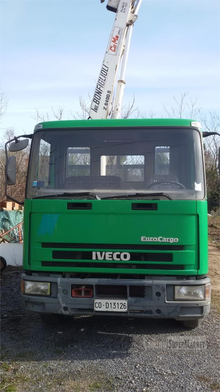 Iveco EUROCARGO 100E18 Usato 2005