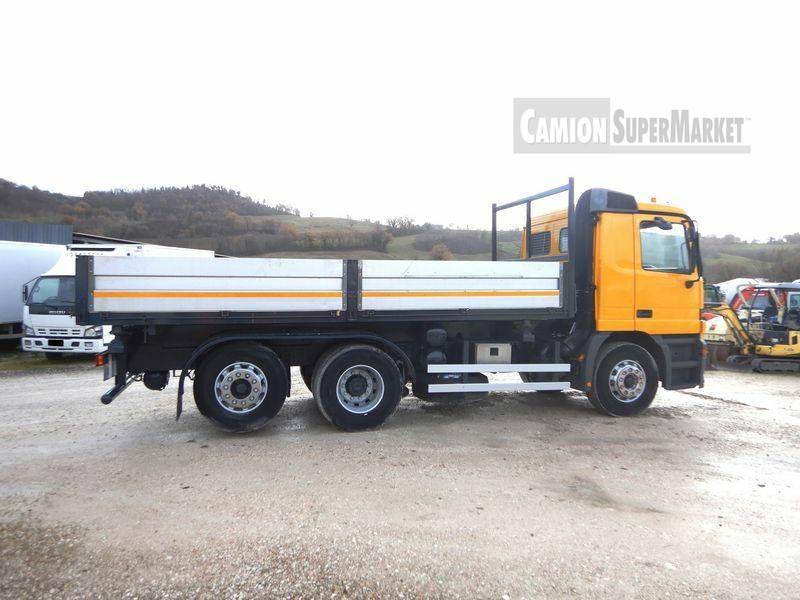 Mercedes-Benz ACTROS 1835 used 2000 Marche