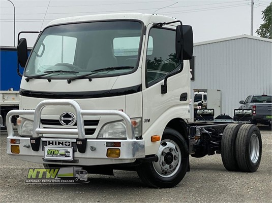 2010 Hino 300 614 National Truck Wholesalers Pty Ltd - Trucks for Sale