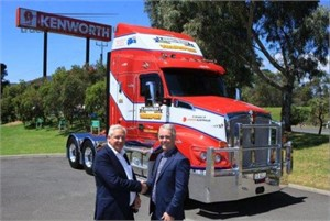 Lindsay Transport Adds 400th Australian-Made Kenworth Truck To Its Fleet