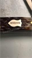 """Vintage Schrade 3 Blade Pocket Knife 3"""" Long"""