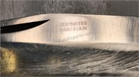 Lock Back Hunting Knife Single Stainless Steel