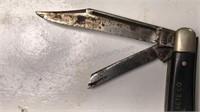 Vintage Ready-Mix Concrete Galax VA Pocket Knife