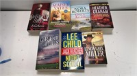 Collection of Paperback Books Danielle Steel Nora