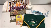 Collection of 1990's and 2000's Boy Scout Items
