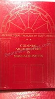 7 Architectural Treasures of Early America 1977