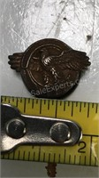 Collection of Small Boy Scout Sash / Hat Pins