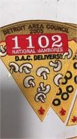 2005 Boy Scout Jamboree Patch Set